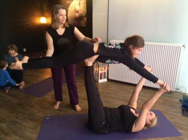 Ouder & Kind Yoga (vanaf 6 jaar)